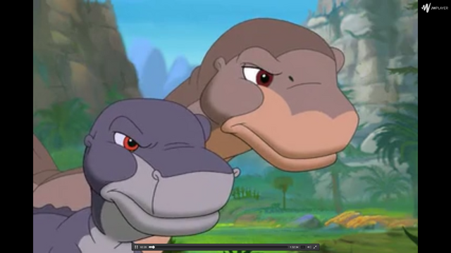 File:Angry Chomper and Littlefoot.png