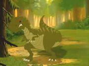 LBT Giganotosaurus