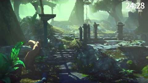 EverQuest Next Landmark Timelapse Video 2