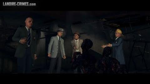 LA Noire - Walkthrough - Mission 18 - A Walk in Elysian Fields (5 Star)