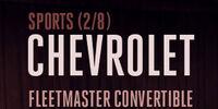Chevrolet Fleetmaster Convertible