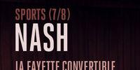 Nash La Fayette Convertible