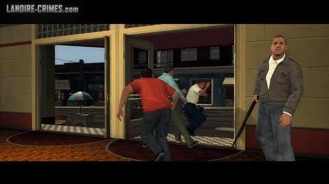 Bowling Lane Robbery - Street Crime - L.A