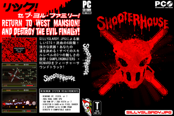 Shooterhouse Cover