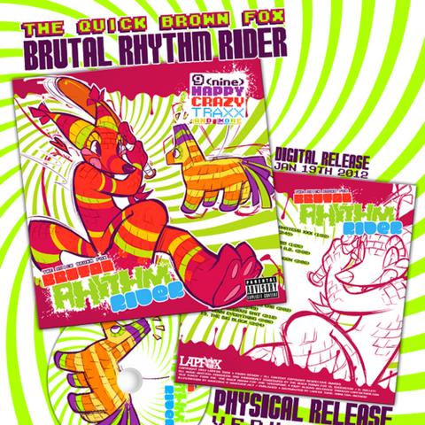 Promotional image for the physical release