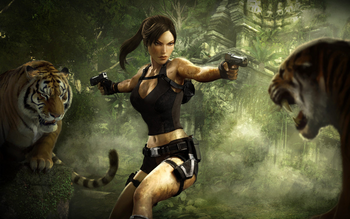 Underworld Lara Croft
