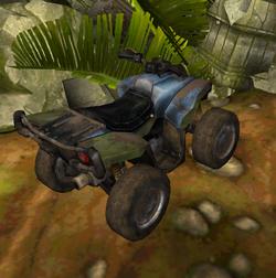 Relic Run ATV