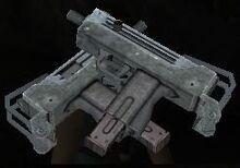 TRA Machine Pistols