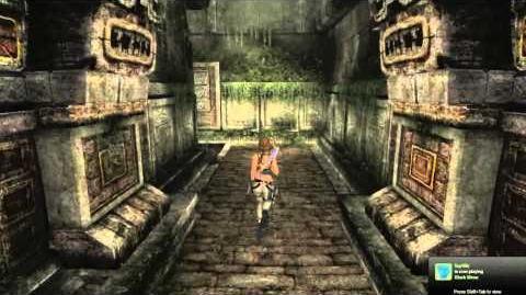 Tomb Raider Anniversary - Time Trial 1