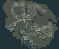 Map of Yamatai