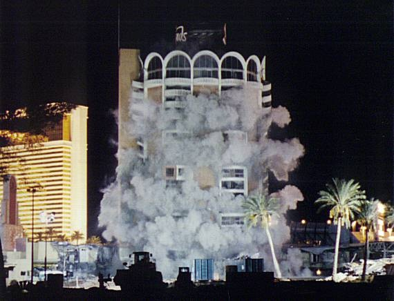 Sands casino implodes in gambling loss deduction