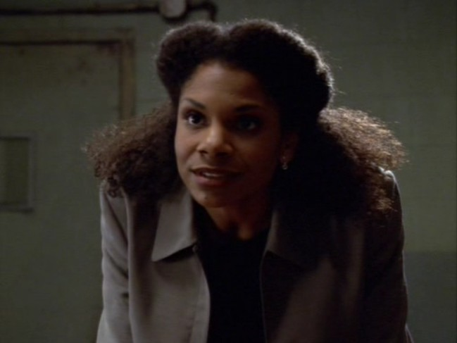 Audra McDonald law and order