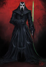 Darth Nihilus spin off by StandAlone Complex