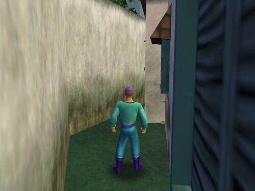 Tortuga glitch 2