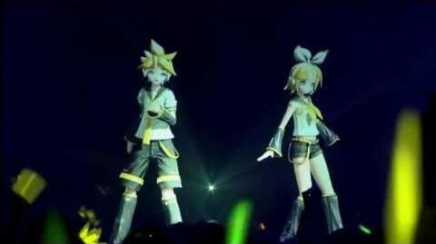 Rin Len Kagamine - Butterfly On Your Right Shoulder