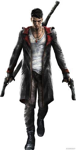 Dante, Son of Sparda