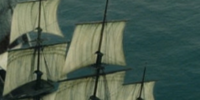 Lindesfarne Sentinel HMS Endeavour