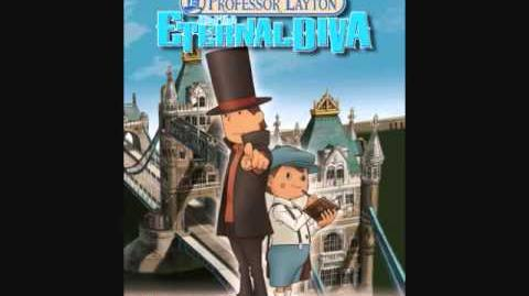 22 - The Grand Escape Professor Layton and the Eternal Diva Soundtrack