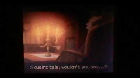 Professor Layton and the Spectre's Call the Last Specter - Cutscene 1 (UK Version)