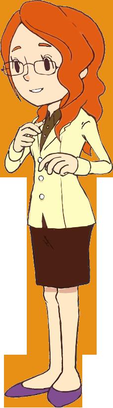 Claire Professor Layton