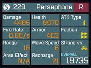 Persephone R Lv50 Back