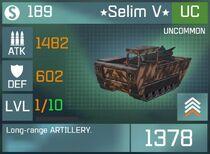 Selim V UC Lv1 Front