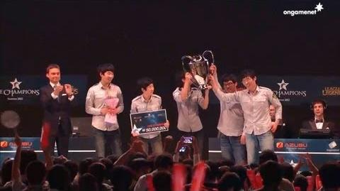 League of Legends S2 Regional Spotlight Korea