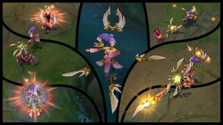 Irelia OrderoftheLotus Screenshots