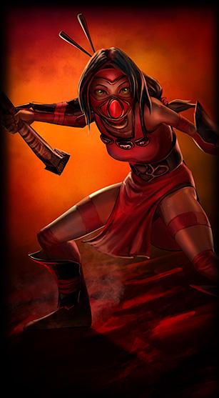 Akali CrimsonLoading old