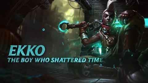 Ekko/Strategy