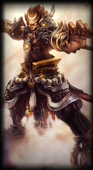 Wukong GeneralLoading old