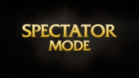 League of Legends - Spectator Mode