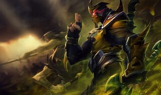 Shen YellowJacketSkin