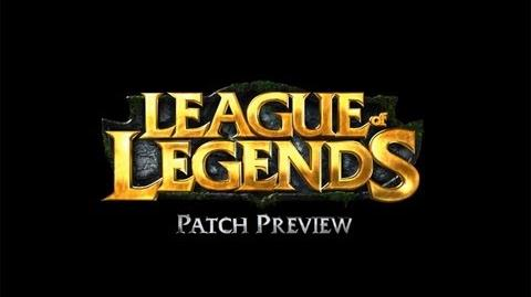 League of Legends - Preseason Balance Update 2 Patch Preview