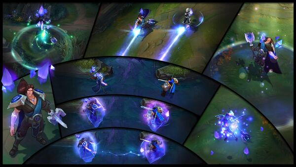 Taric VU Screenshots