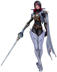 Fiora Render old