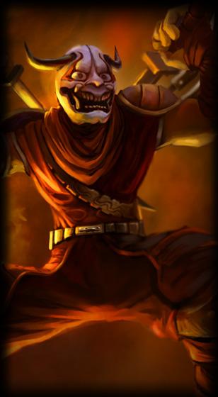 Shen BloodMoonLoading old