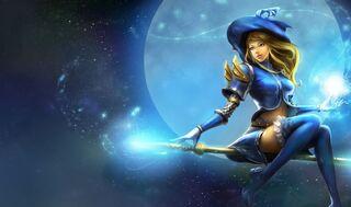 Lux SorceressSkin