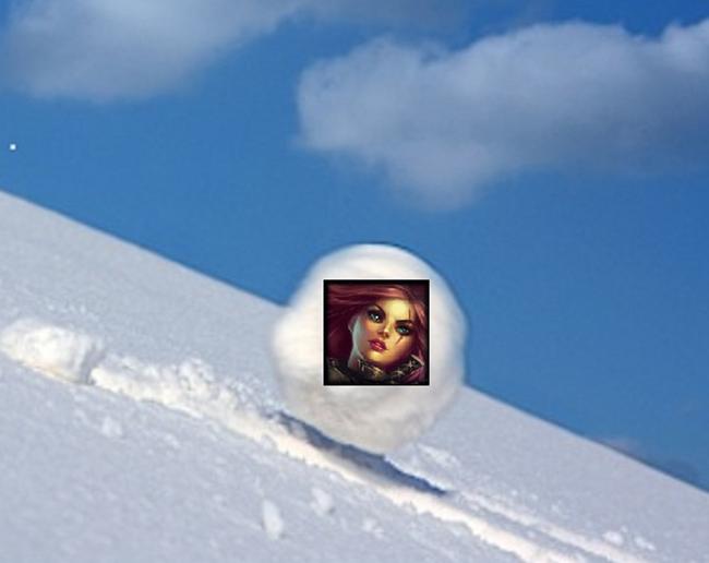 Nhan-Fiction Kat Snowball