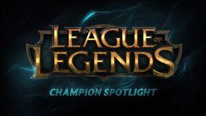 Champion Spotlight Logo