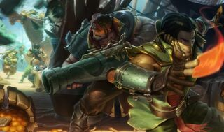 Graves CutthroatSkin