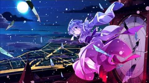 Night Sakura of Dead Spirits (Touhou Songs 56)