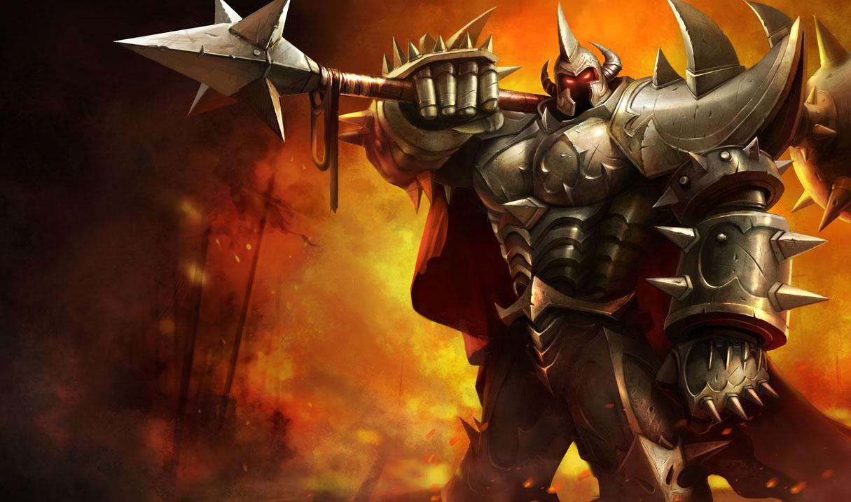 Mordekaiser - League of Legends