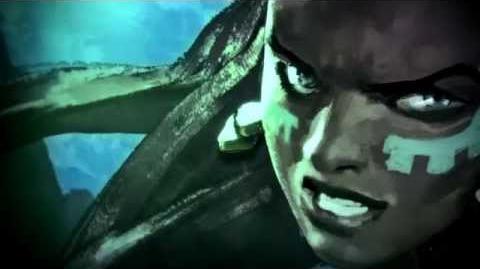 Trial Of The Kraken Priestess