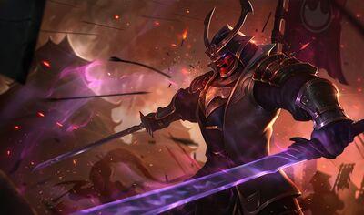 Shen WarlordSkin
