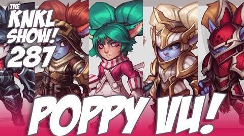 KNKL 287 Poppy VU!