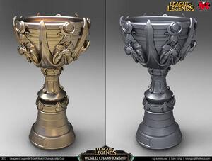 S2 WC Trophy concept