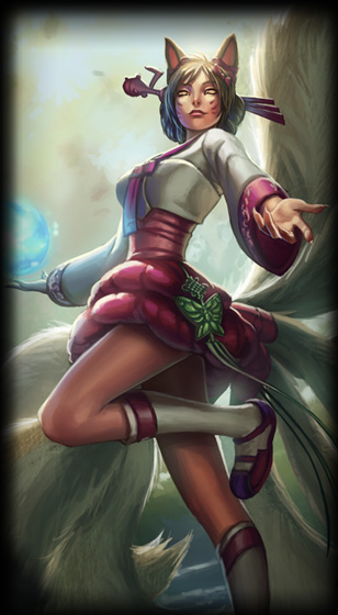 Ahri DynastyLoading old