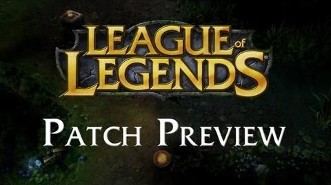 League of Legends - Darius Patch Preview