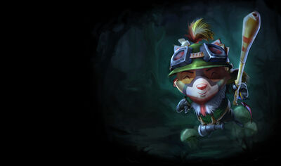 Teemo ReconSkin old